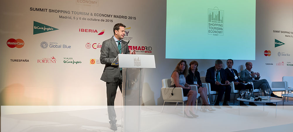 Presentación Summint Shopping Tourism 2015